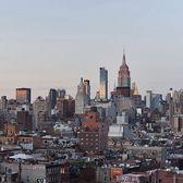 Crazy awesome city🙀| С первых секунд город поразил бешеной энергетикой, свои 27 встречаю тут💃🏻#nyc