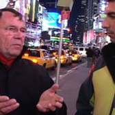 Jan Gehl in Times Square