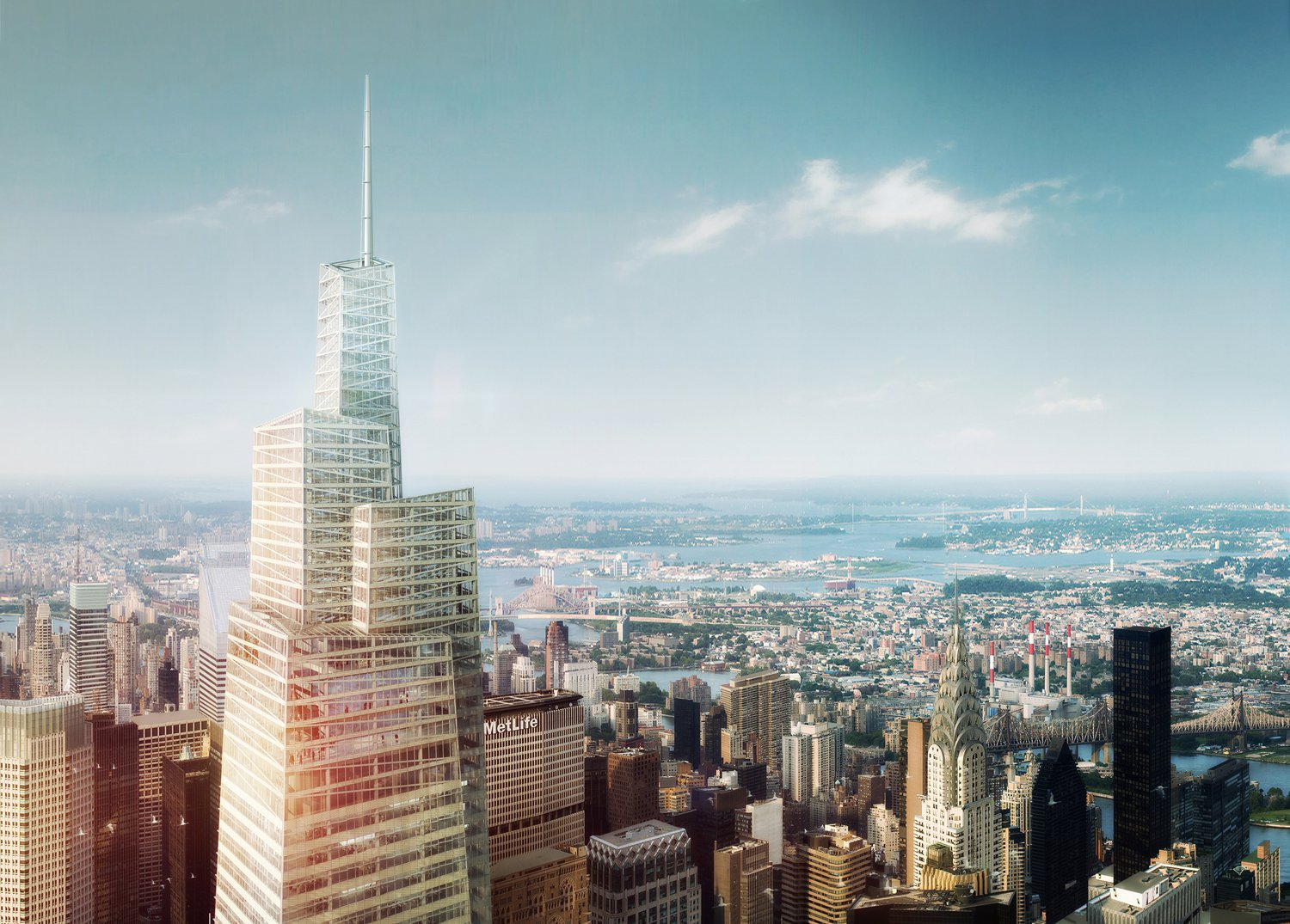 New Renderings of One Vanderbilt