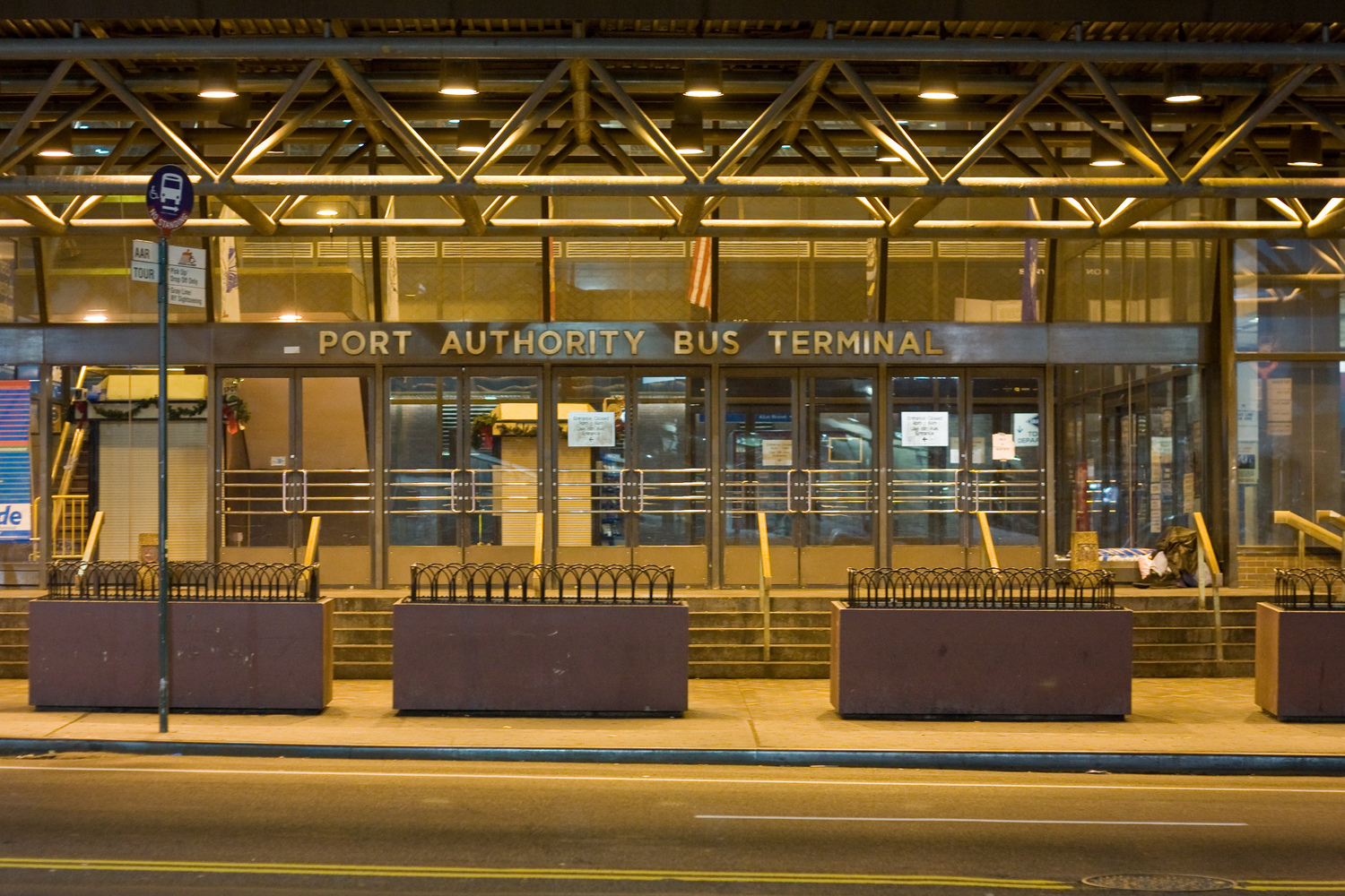 Port Authority Terminal
