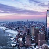 Winter in New York City [1920x1080]