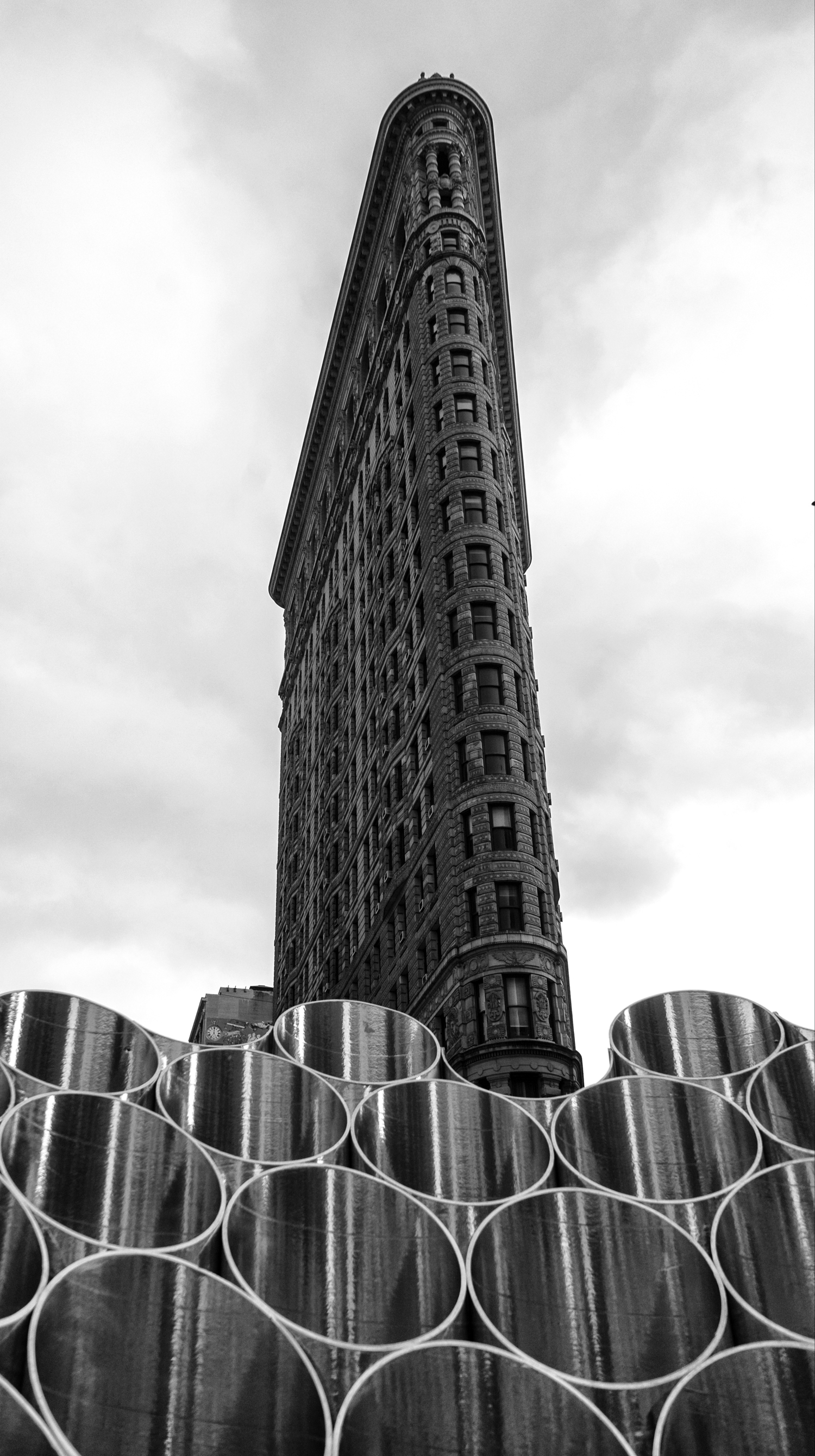Flatiron Reflection - Future Expansion