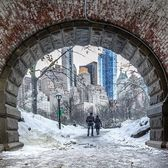 Inscope Arch, Central Park, Manhattan