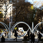 NYC Finally Has Public Hammocks, Just In Time For Winter