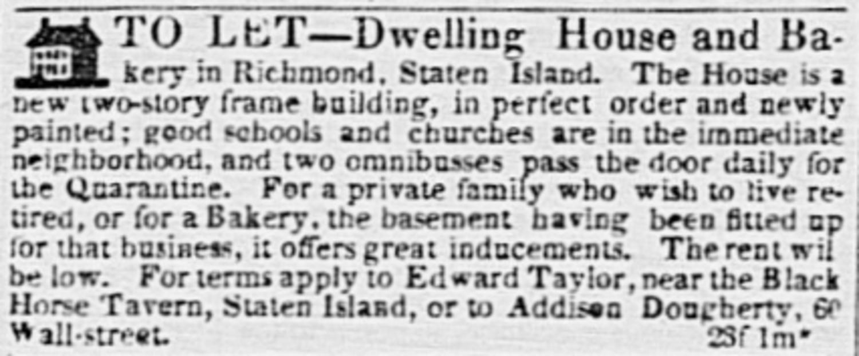 1843 - New York Daily Tribune - New York, NY