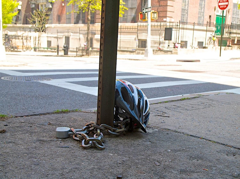 Brooklyn Heights-Hey Dude, where's my bike??