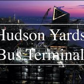 Hudson Yards Night Bus Terminal 5k