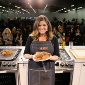 Tiffani Thiessen, New York City Wine & Food Festival