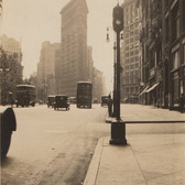 Old New York In Photos #68 – Broadway and Fifth Avenue 1933