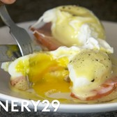 A Pro Chef Makes Eggs Benedict In A Tiny Apartment | Good Chef, Bad Kitchen | Refinery29