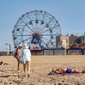 Coney Island Beach, Brooklyn