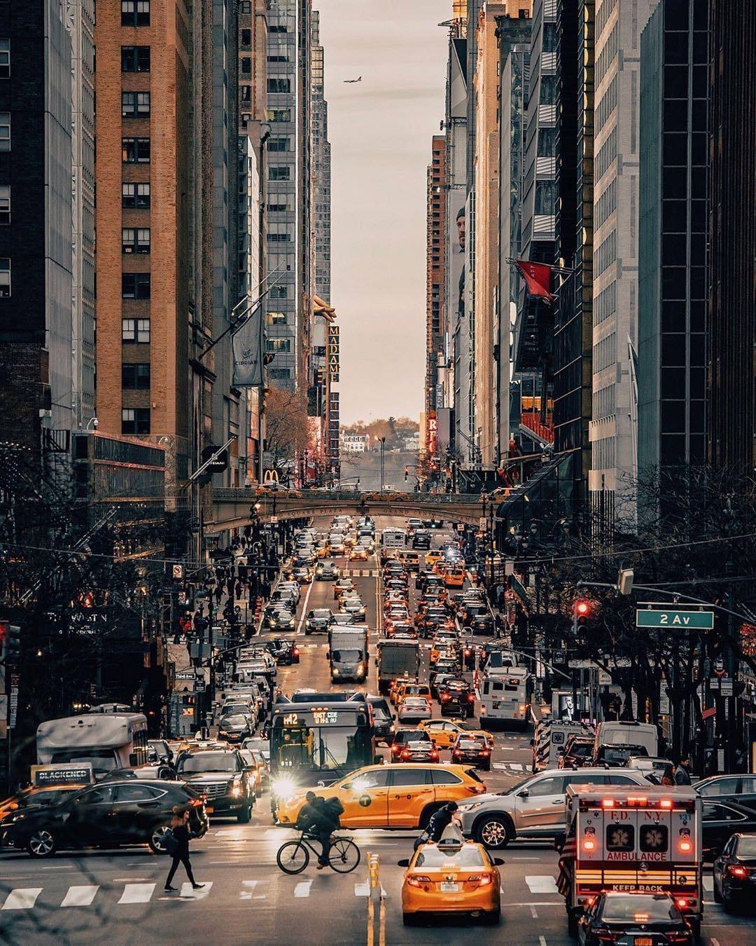 Manhattan Streets: Viewing NYC On Instagram, February 11th, 2019