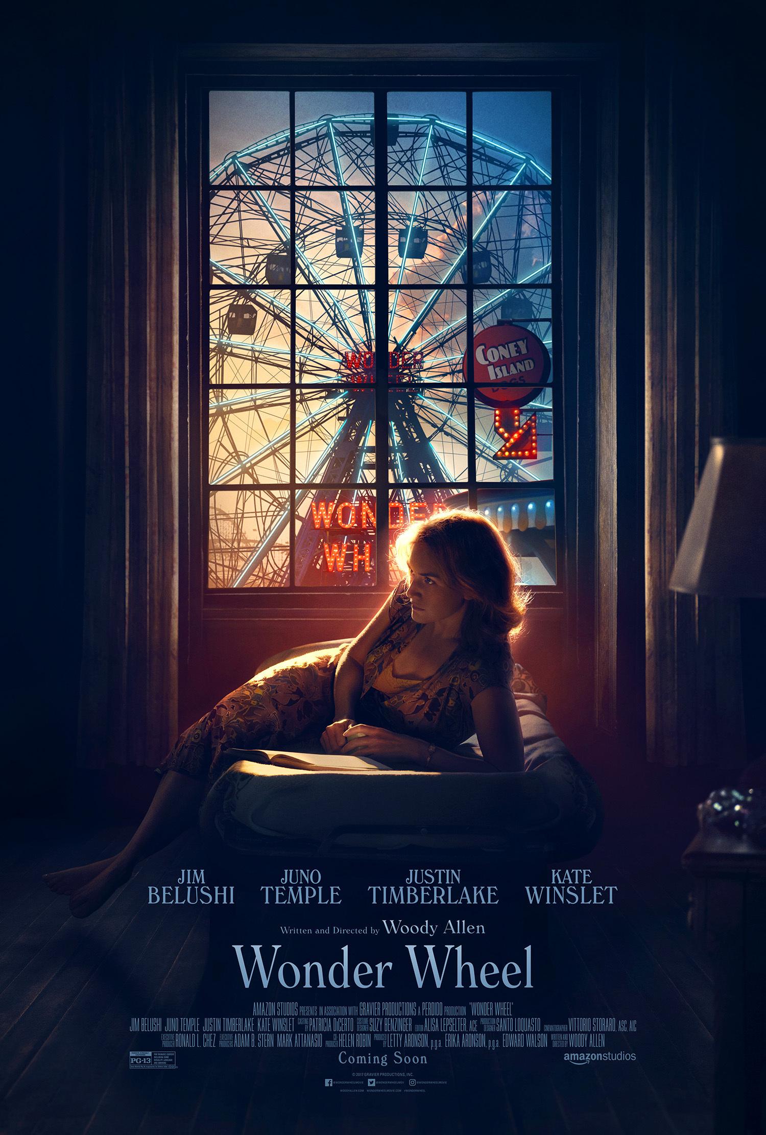 """Woody Allen's """"Wonder Wheel"""""""