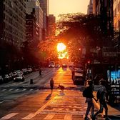 Manhattanhenge, Manhattan