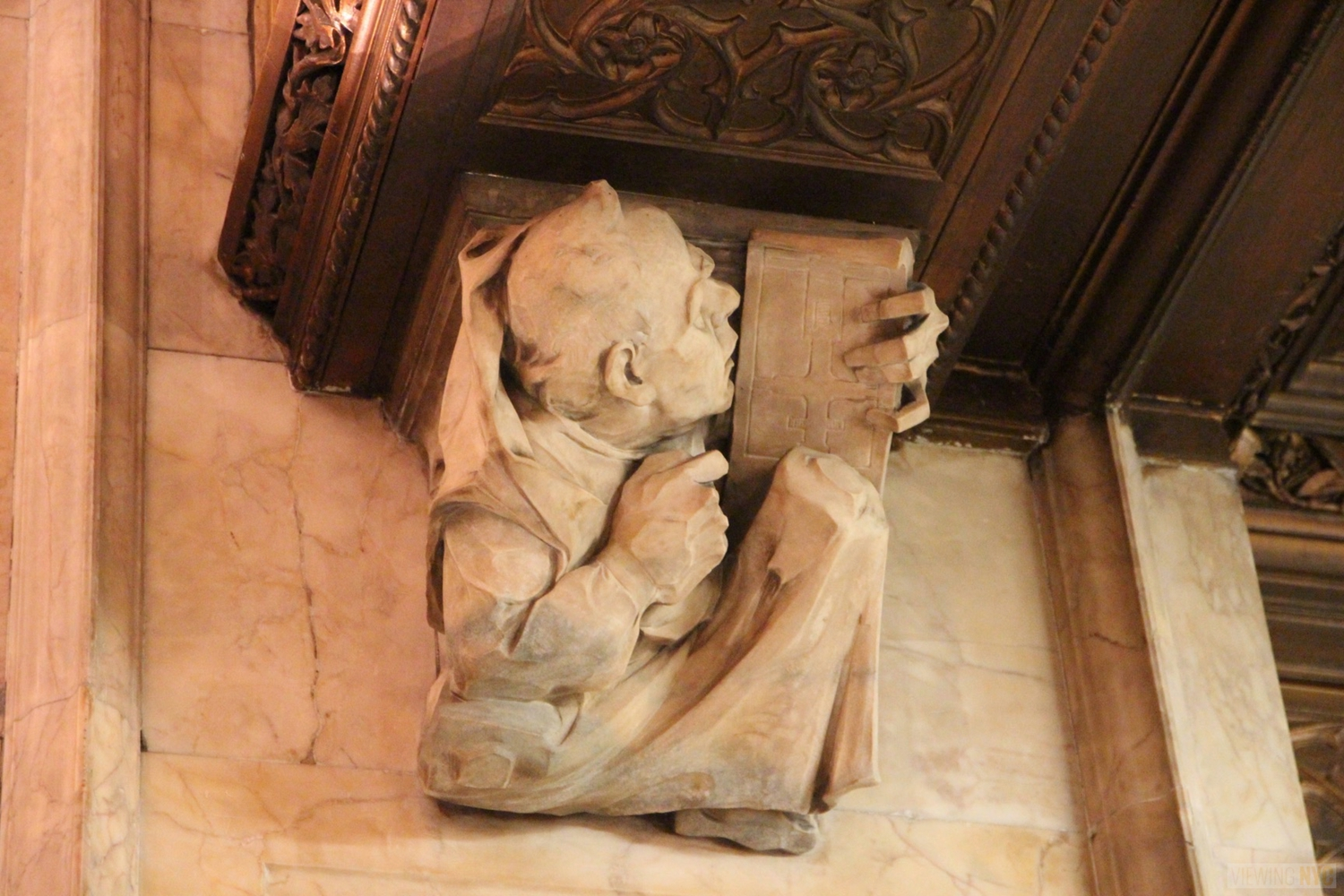Woolworth Building Lobby and Basement Tour 100