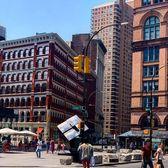 Cooper Square, East Village, Manhattan