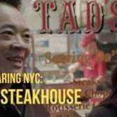 Disappearing NYC: The Last Day at Tad's Steakhouse