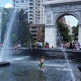 Washington Square Park, Greenwich Village, New York