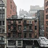 Can't get over Saturday's snow shower... love. #nyc #newyorkcity #newyorker #manhattan #soho #winter #snow #❄️