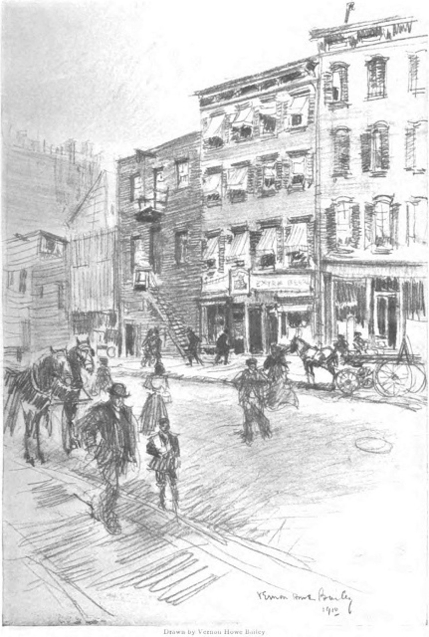 """Rough Places in Gotham: In ""Hell's Kitchen"" on the West Side,"" The Century Magazine, September, 1910"