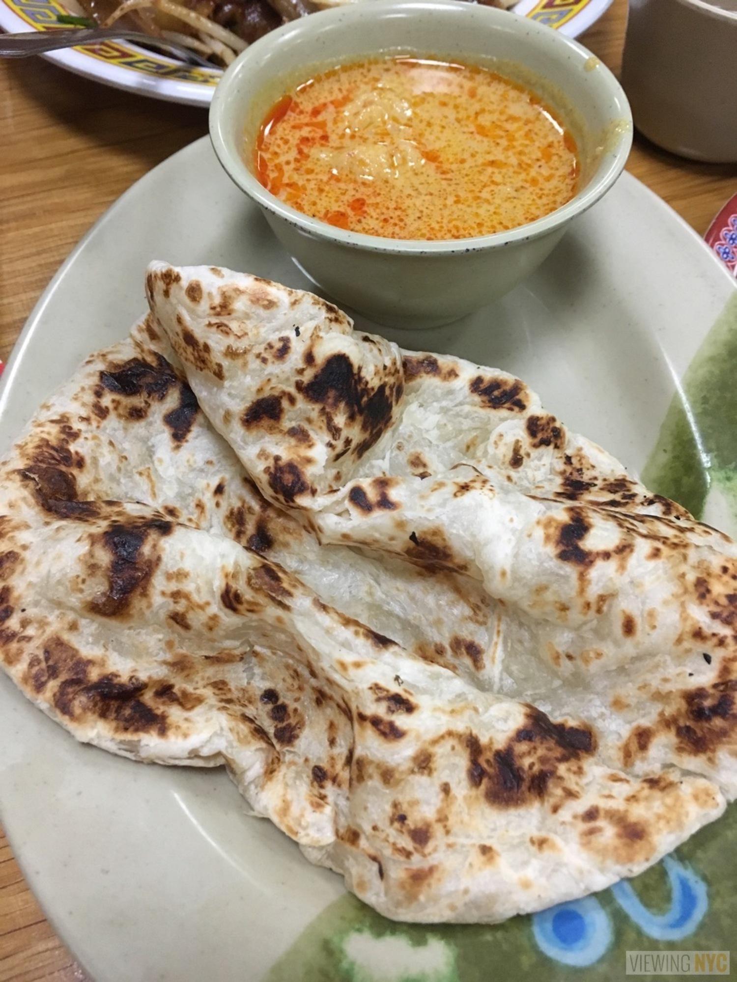 Roti Canai | Taste Good Malaysian Cuisine