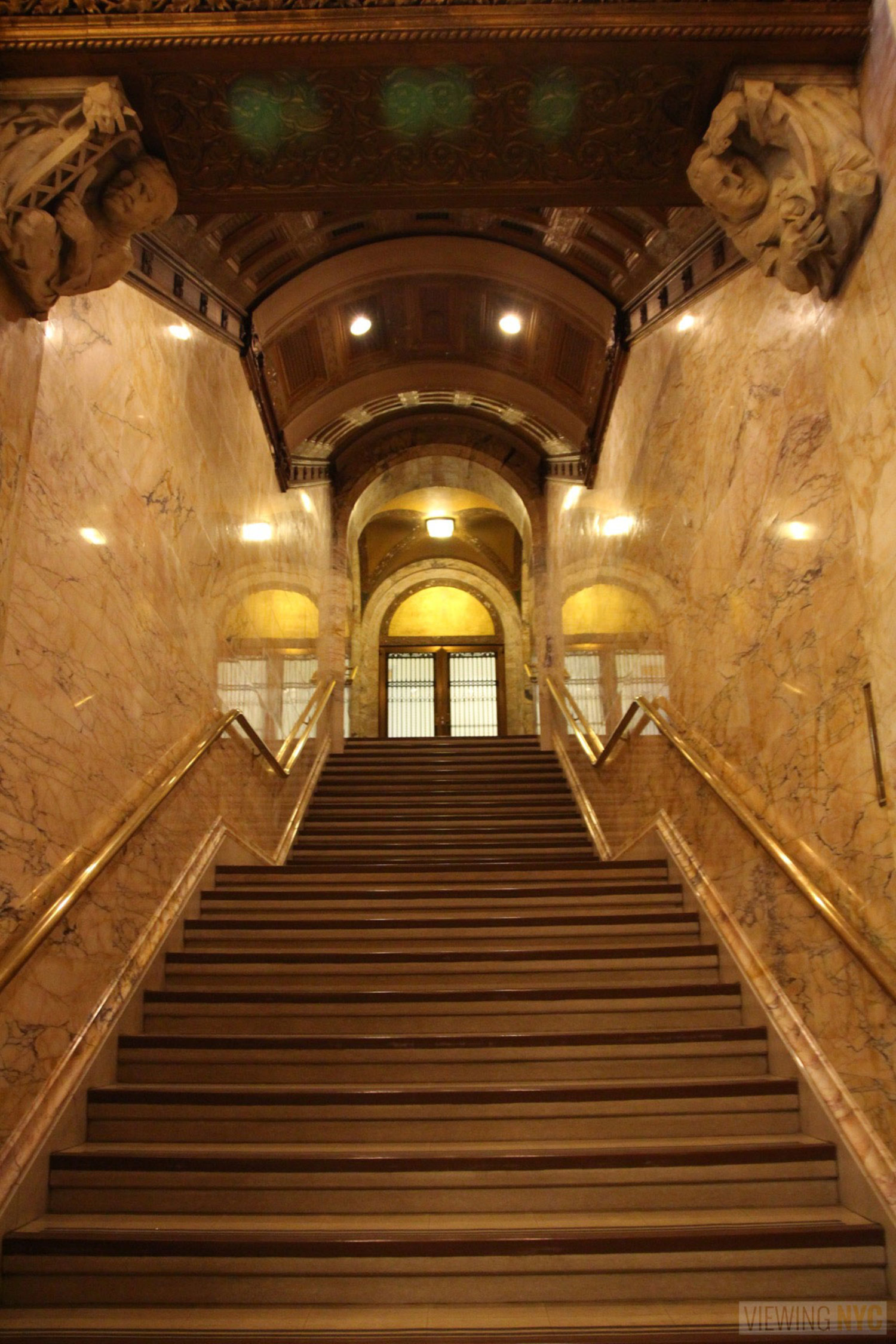 Woolworth Building Lobby and Basement Tour 24