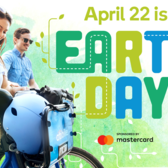 Celebrate Earth Day on Saturday and ride for free