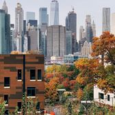 Lower Manhattan from Brooklyn Heights, Brooklyn