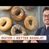 Is NYC Water Really the Secret to Better Bagels?