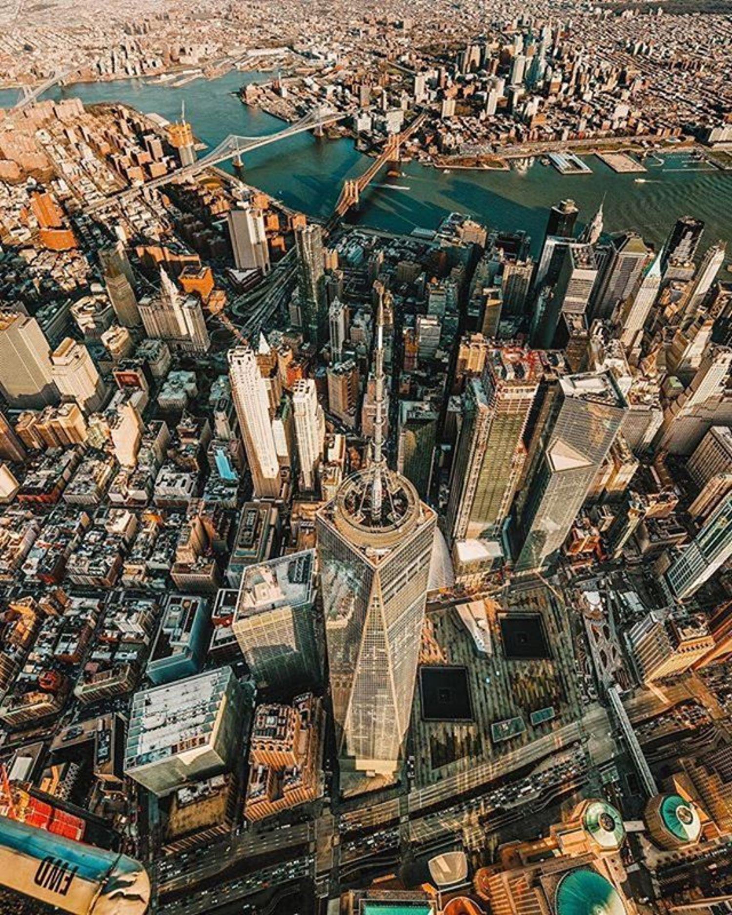 New York, New York. Photo via @mc_gutty #viewingnyc #newyorkcity #newyork