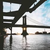 East River, New York, New York. Photo via @mjinnyc #viewingnyc #newyork #newyorkcity #nyc #eastriver #manhattanbridge