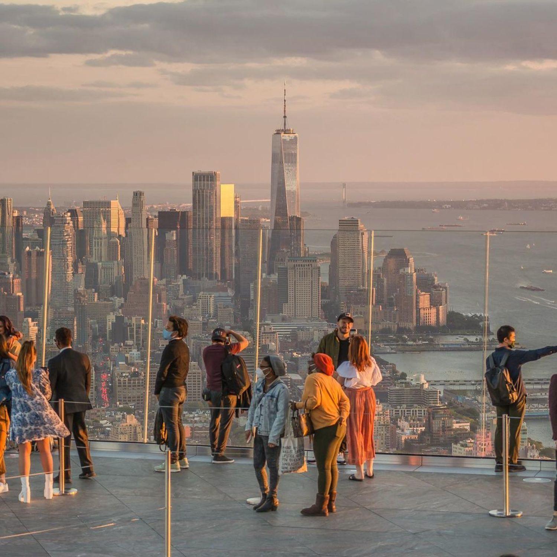 The Edge, Hudson Yards, Manhattan