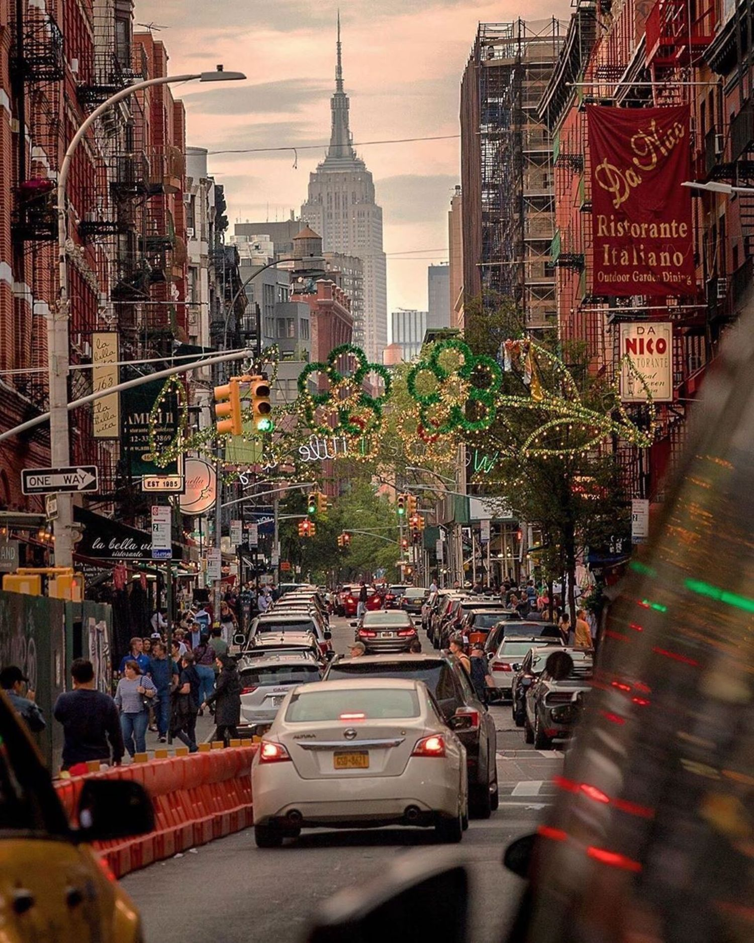 Little Italy, Manhattan.