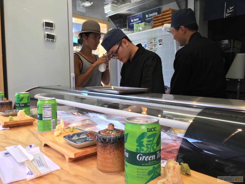 Sushi on Jones - Bar