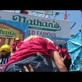 Activists dog Nathan's contest