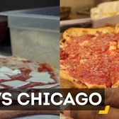Pizza Battle: New York vs. Chicago