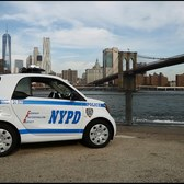 The NYPD Smart Car