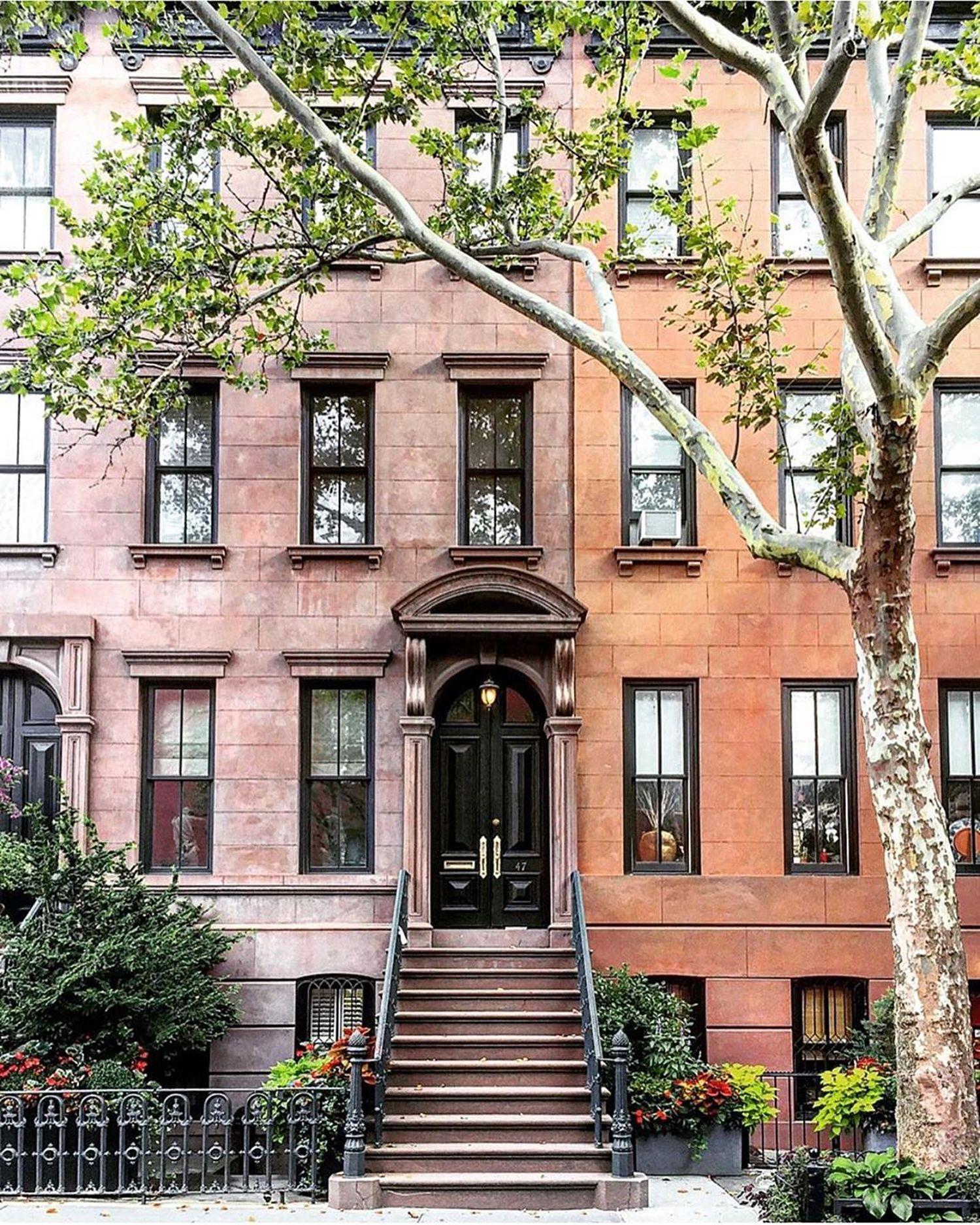 West Village Brownstones, Manhattan