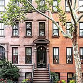 West Village Brownstones, Manhattan