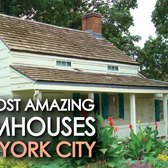 13 Most Amazing FARMHOUSES in NEW YORK CITY