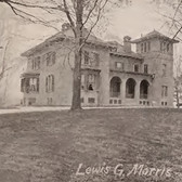 Lewis Morris homestead Morris Heights Bronx 1897