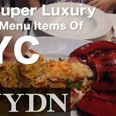 The Super Secret Luxury Menu Items of NYC