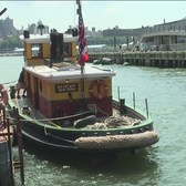 NYC's Last Surviving Wooden Steam Tugboat Now Offering Tours