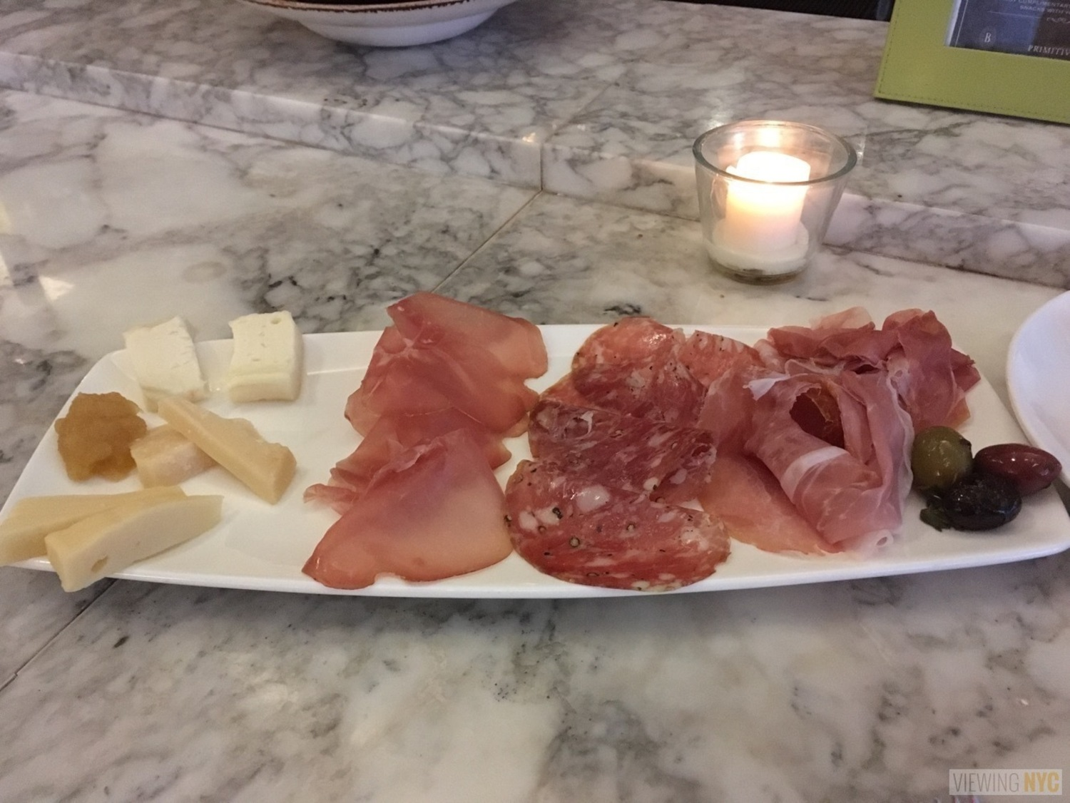 Cheese Plate | Da Claudio, 21 Ann St, New York, NY 10038