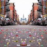 Lunar New Year Celebration, Chinatown, New York