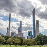 Sheep Meadow, Central Park, Manhattan