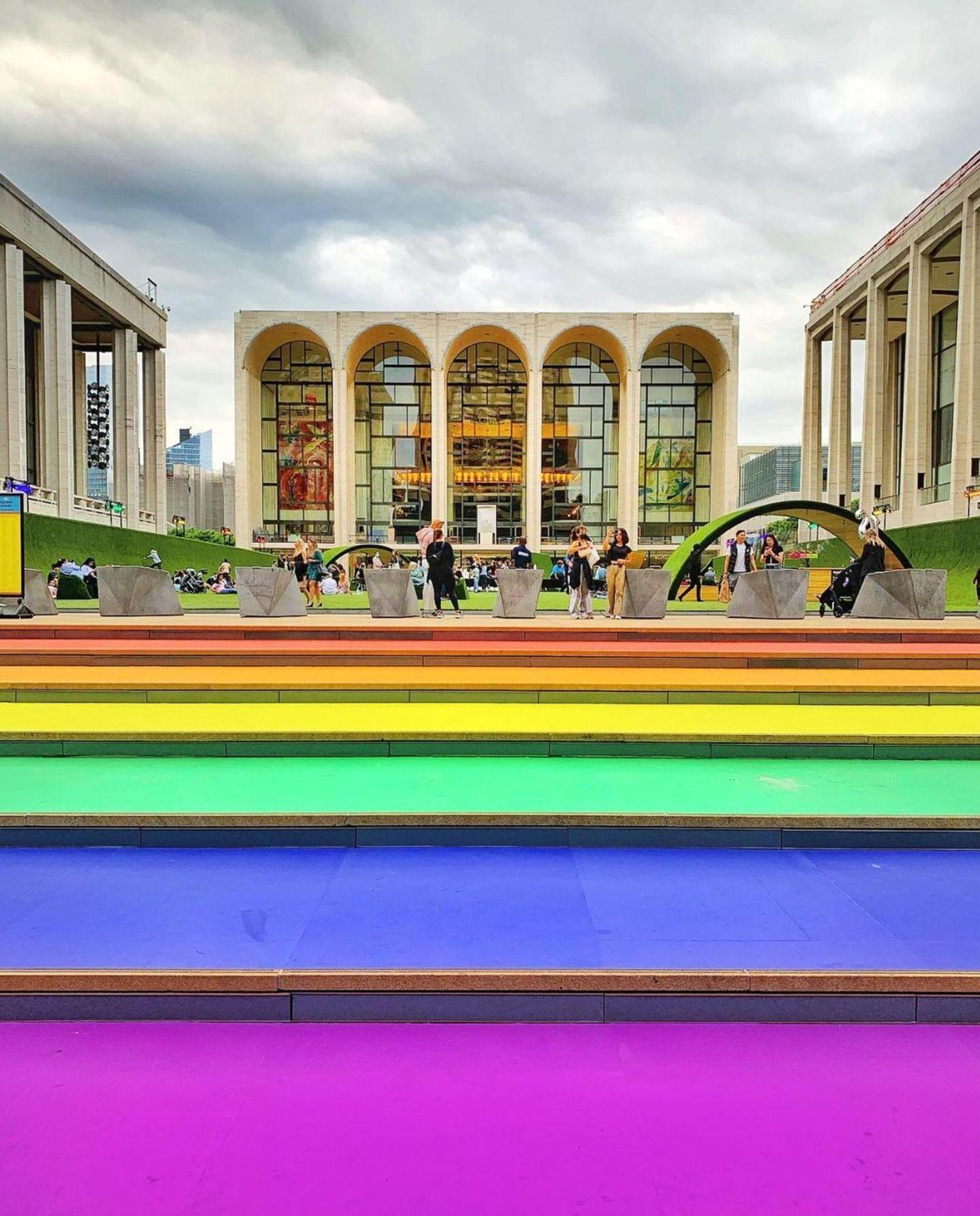 Lincoln Center, Manhattan