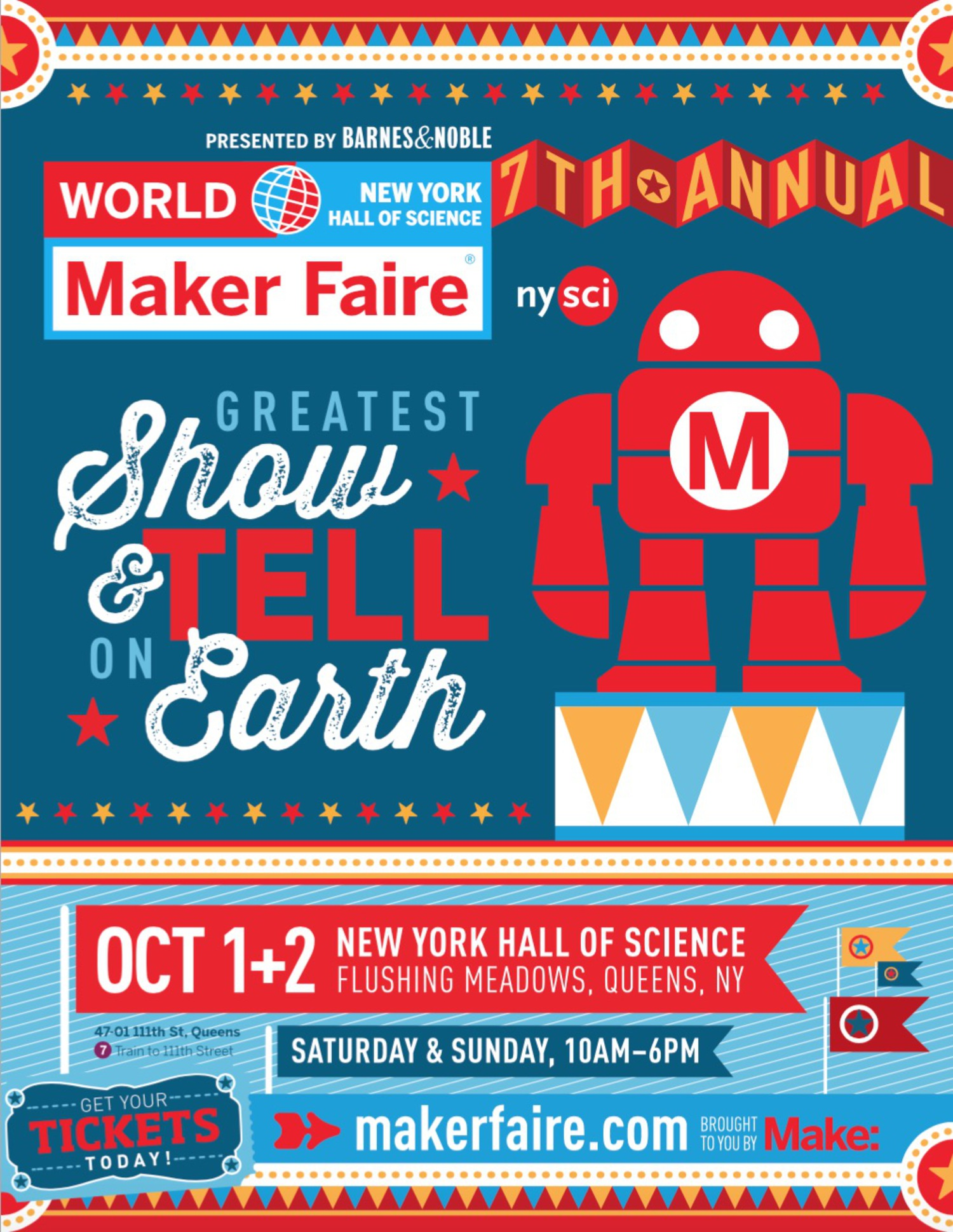 7th Annual Maker Faire