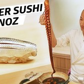 "Master Sushi Chef ""Noz"" Wants to Transport His Diners to Japan — Omakase"