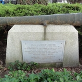 Battery Park Cannon in 2011